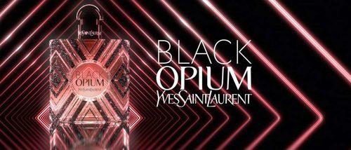 Yves Saint Laurent reedita su famosa fragancia en versión limitada con 'Black Opium Pure Illusion'
