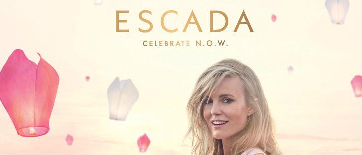 'Celebrate N.O.W.', la nueva fragancia de Escada