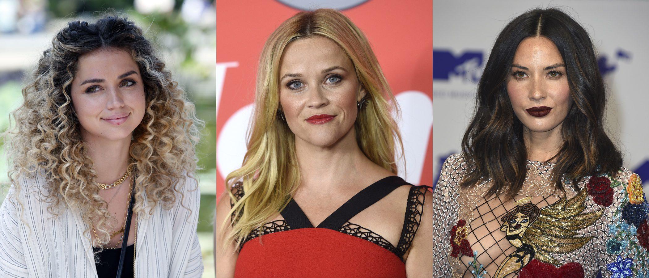 Ana de Armas y Reese Witherspoon, entre los mejores beauty looks de la semana