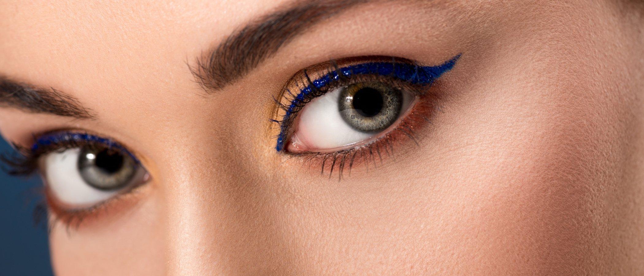 Ojos almendrados: sácales partido con el eyeliner