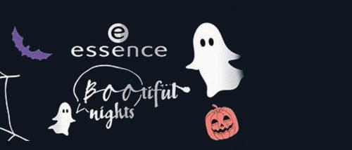 'Bootiful Nights', la terrorífica colección de Essence para Halloween 2017