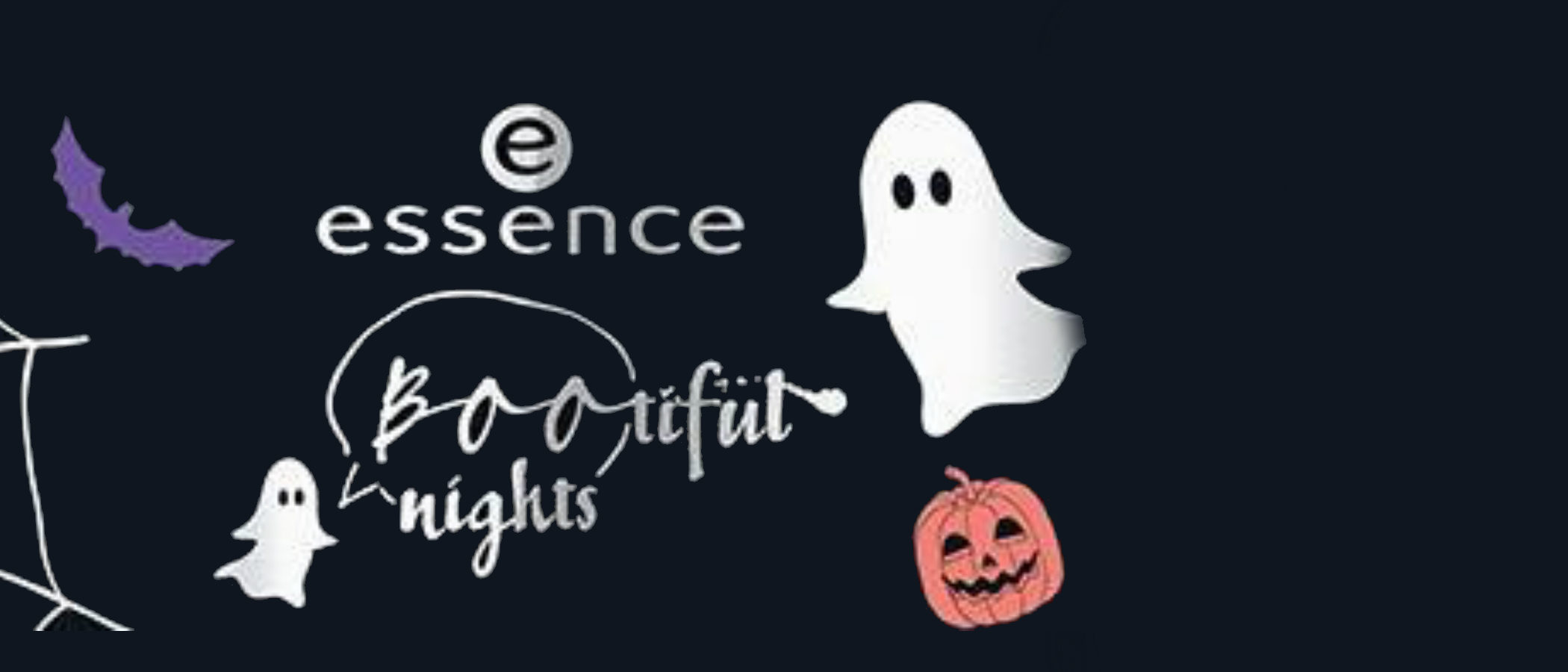 'Bootiful Nights', la terrorífica colección de Essence para Halloween 2017