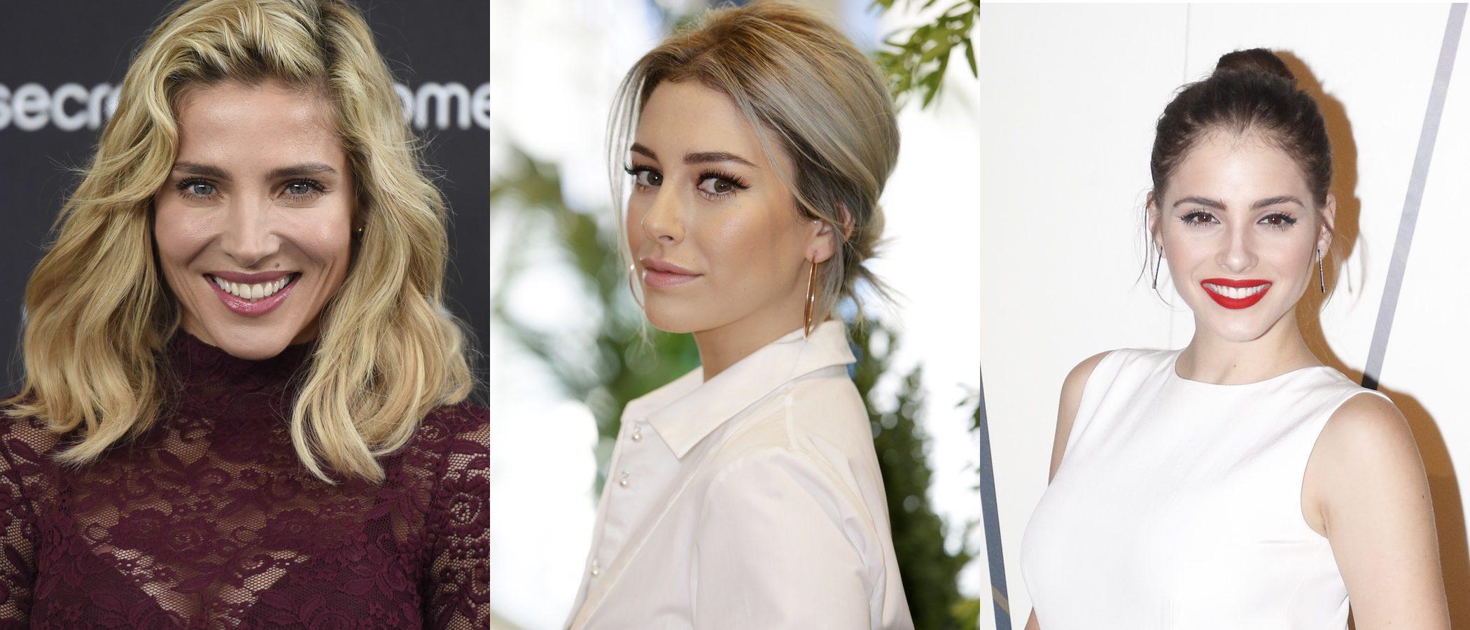 Elsa Pataky, Blanca Suárez y Andrea Duro con los mejores beauty looks de esta semana