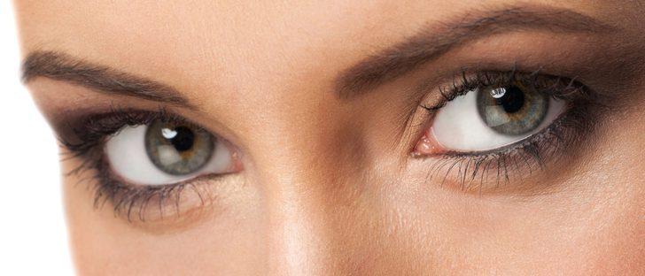Cómo maquillarse si tienes los ojos grandes