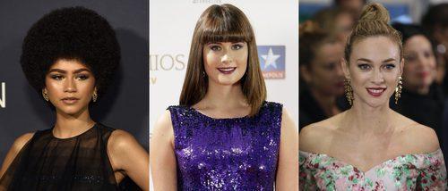 Zendaya, Nerea Camacho y Marta Hazas, dentro del top 5 de mejores beauty looks de la semana