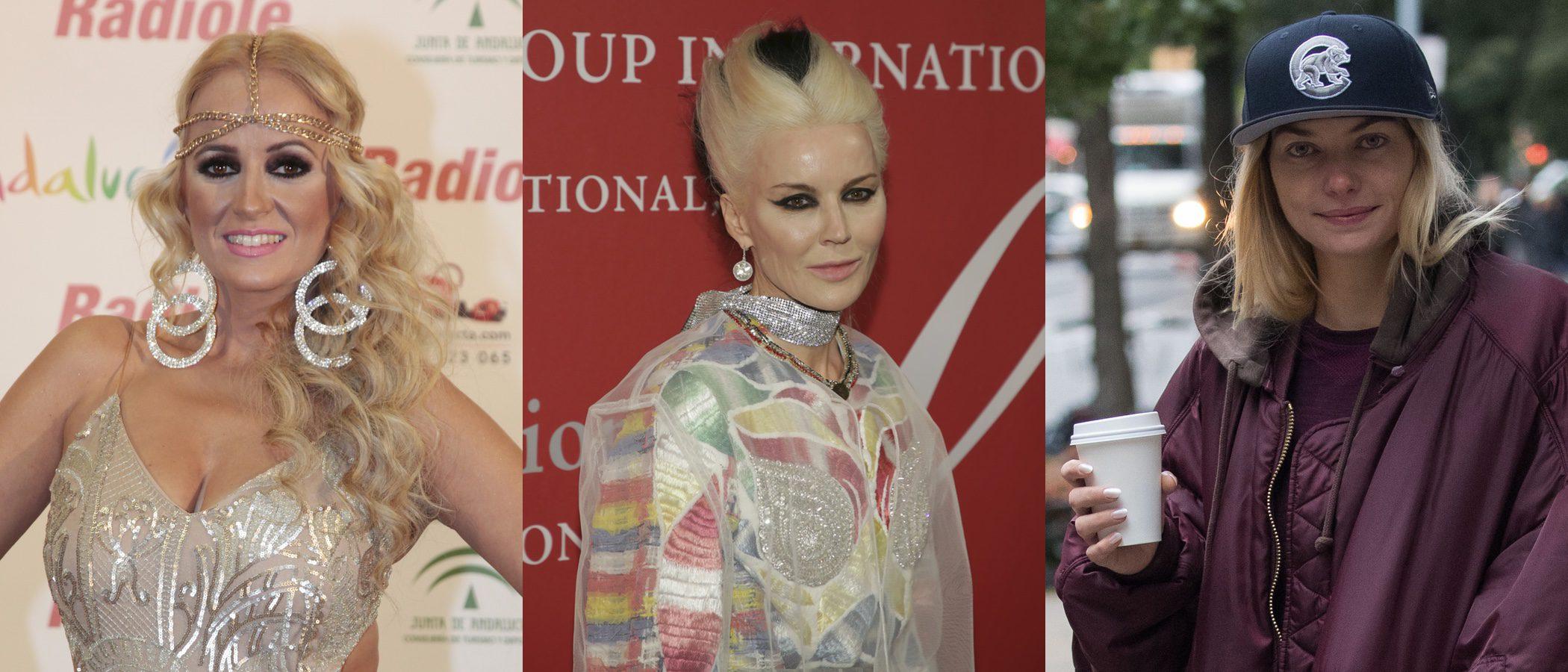 La Húngara, Daphne Guinnes y Jessica Hart con los peores beauty looks de la semana