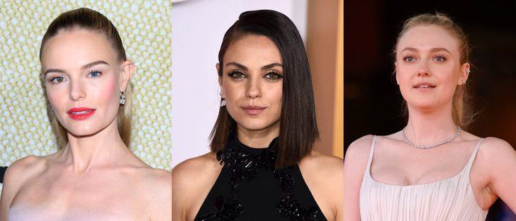 Kate Bosworth y Mila Kunis lucen los mejores beauty looks de esta semana