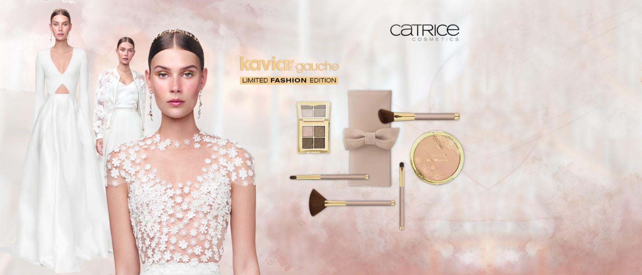 Catrice lanza una colección de maquillaje en colaboración con Kaviar Gauche