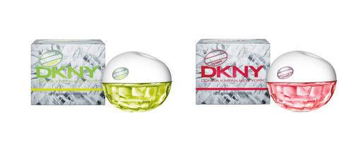 'Be Delicious Icy Apple' y 'Be Tempted Icy Apple', los nuevos perfumes de DKNY para Navidad 2017