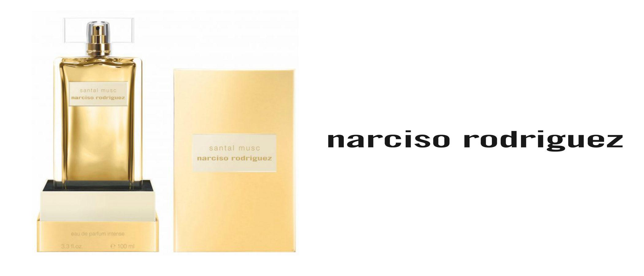 'Santal Musc', la nueva fragancia femenina de Narciso Rodriguez