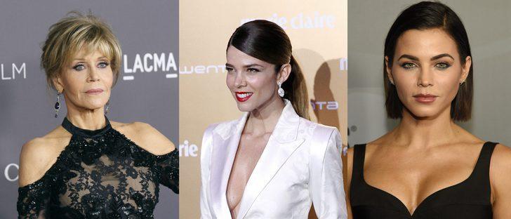 Jane Fonda encabeza los mejores looks de la semana, seguida de Juana Acosta y Selita Ebanks
