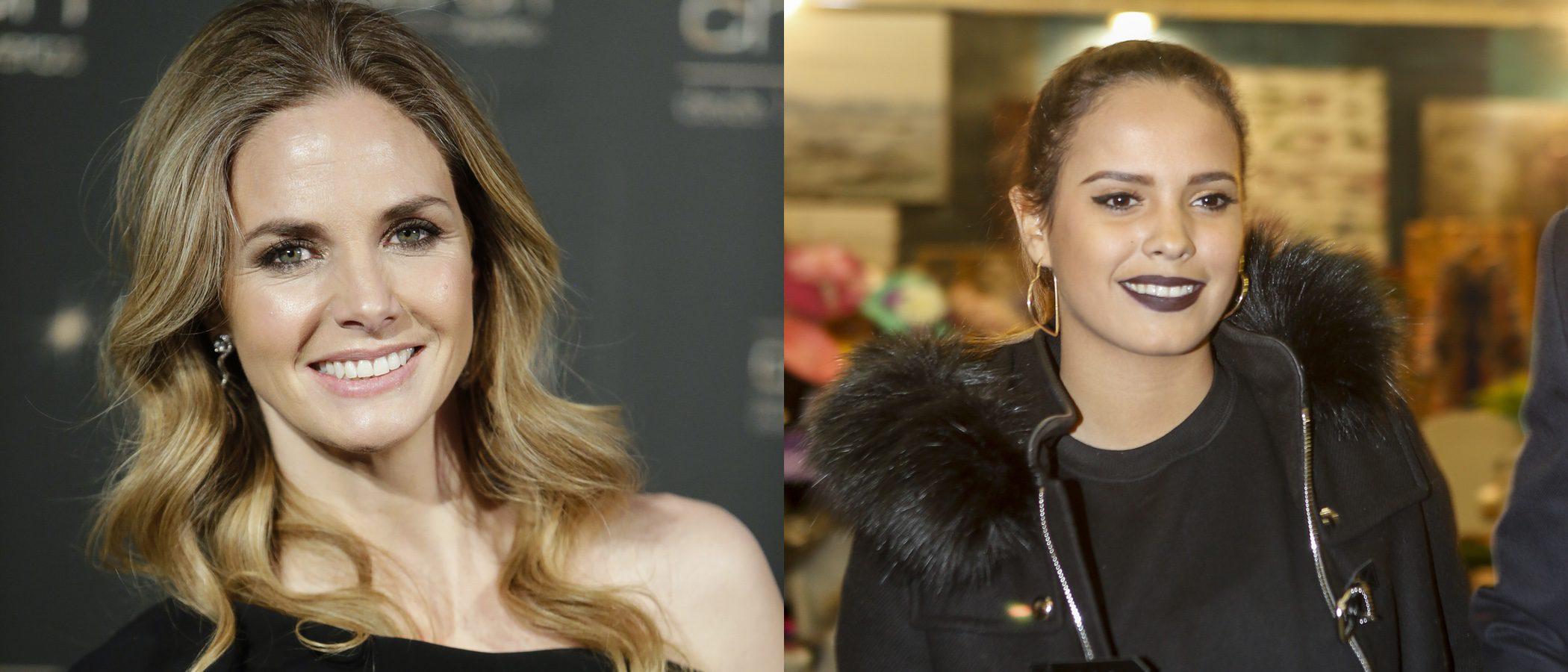 Genoveva Casanova y Gloria Camila, entre los mejores beauty looks de esta semana