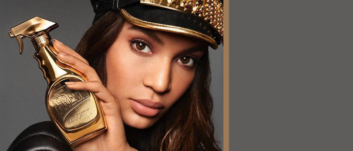 Moschino lanza una tercera edición de su famoso perfume 'Fresh Couture' en versión 'Gold'