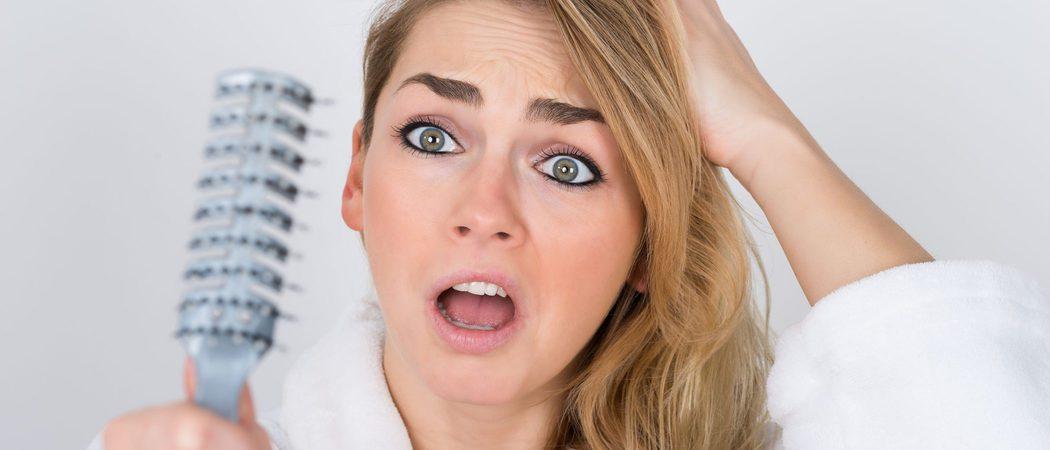 Talasoterapia capilar contra la caída del pelo