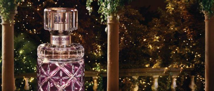 'Florence, The New Eau de Parfum', la nueva fragancia de Roberto Cavalli