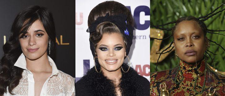 Erykah Badu, Andra Day y Camila Cabello nos traen los peores beauty looks de la semana