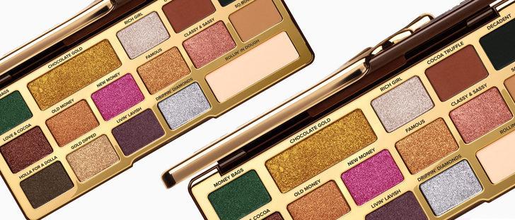 Too Faced anuncia la llegada de su esperadísima colección 'Gold'