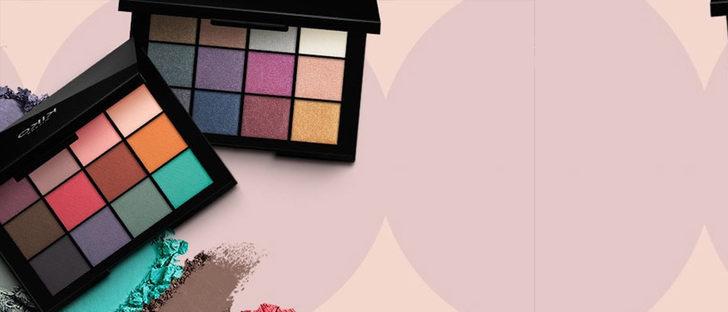 Kiko amplía su línea 'Smart' con nuevas paletas todoterreno para ojos y rostro
