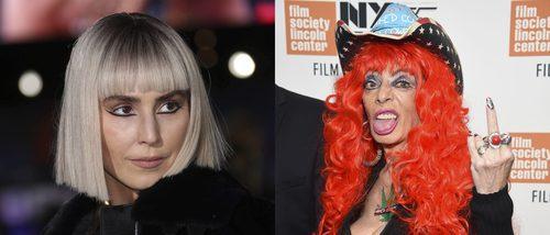 Noomi Rapace y Sandy Kane, entre los peores beauty looks de esta semana