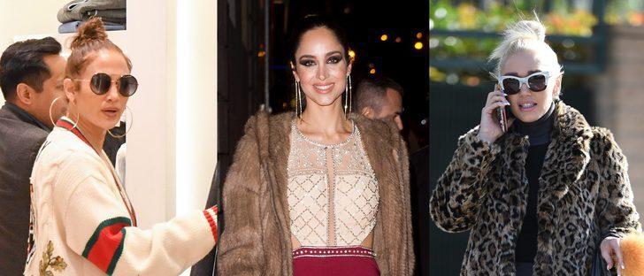 Gwen Stefani, Lorena Van Heerde y Jennifer Lopez, entre los peores beauty looks de la última semana de 2017