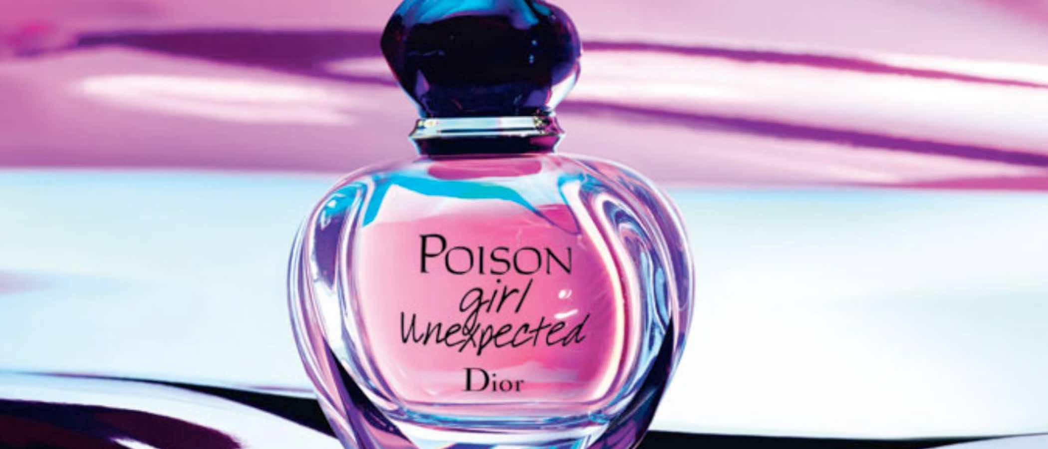 Dior lanza una reedición de 'Poison Girl' más fresca y chispeante: 'Poison Girl Unexpected'