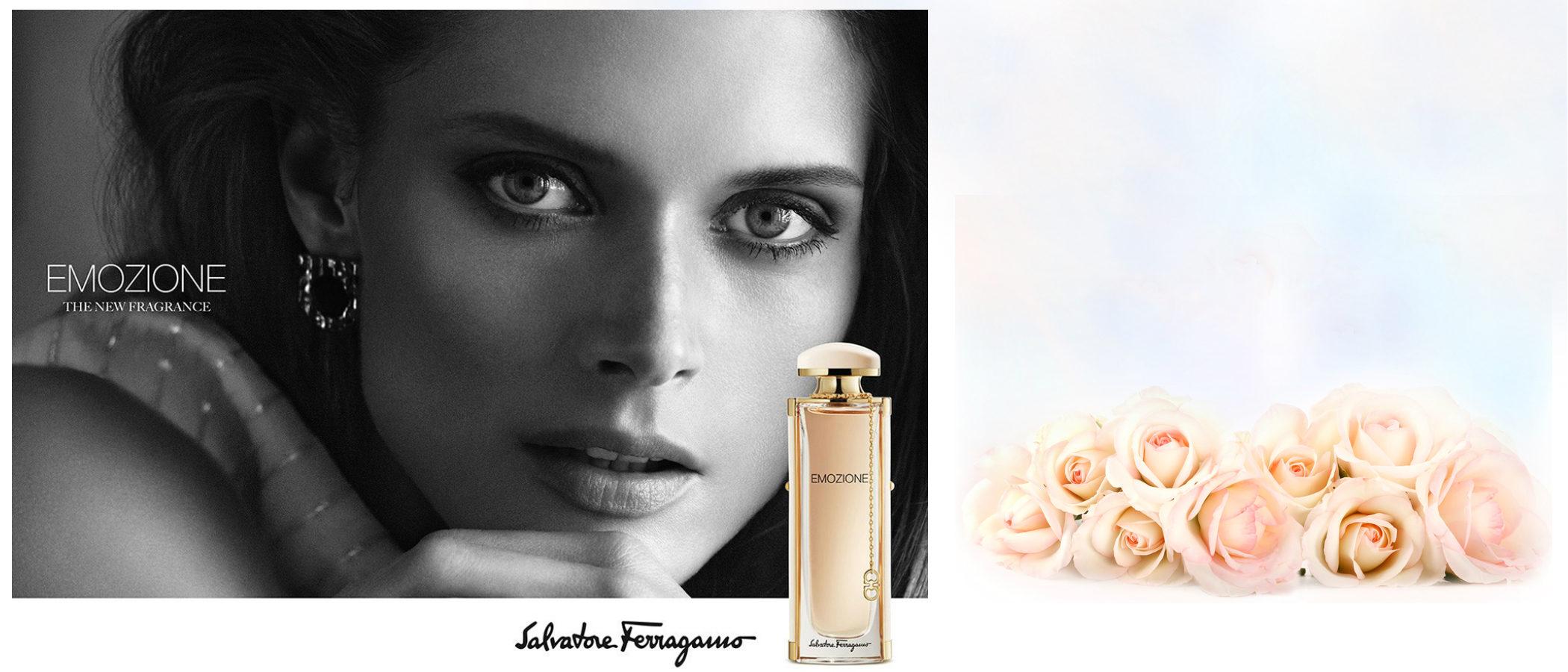 Salvatore Ferragamo presenta 'Emozione Rosa Orientale', la nueva edición de su perfume 'Emozione'