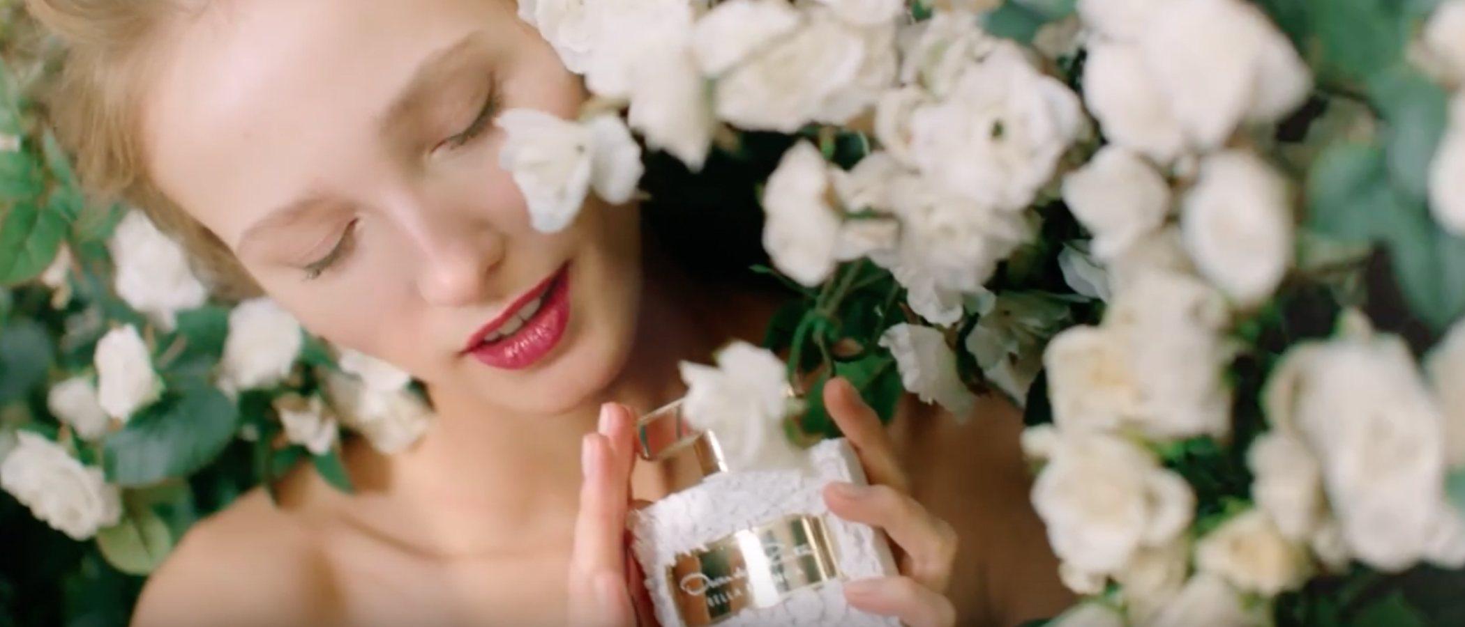 'Bella Blanca', el nuevo perfume de Oscar de la Renta
