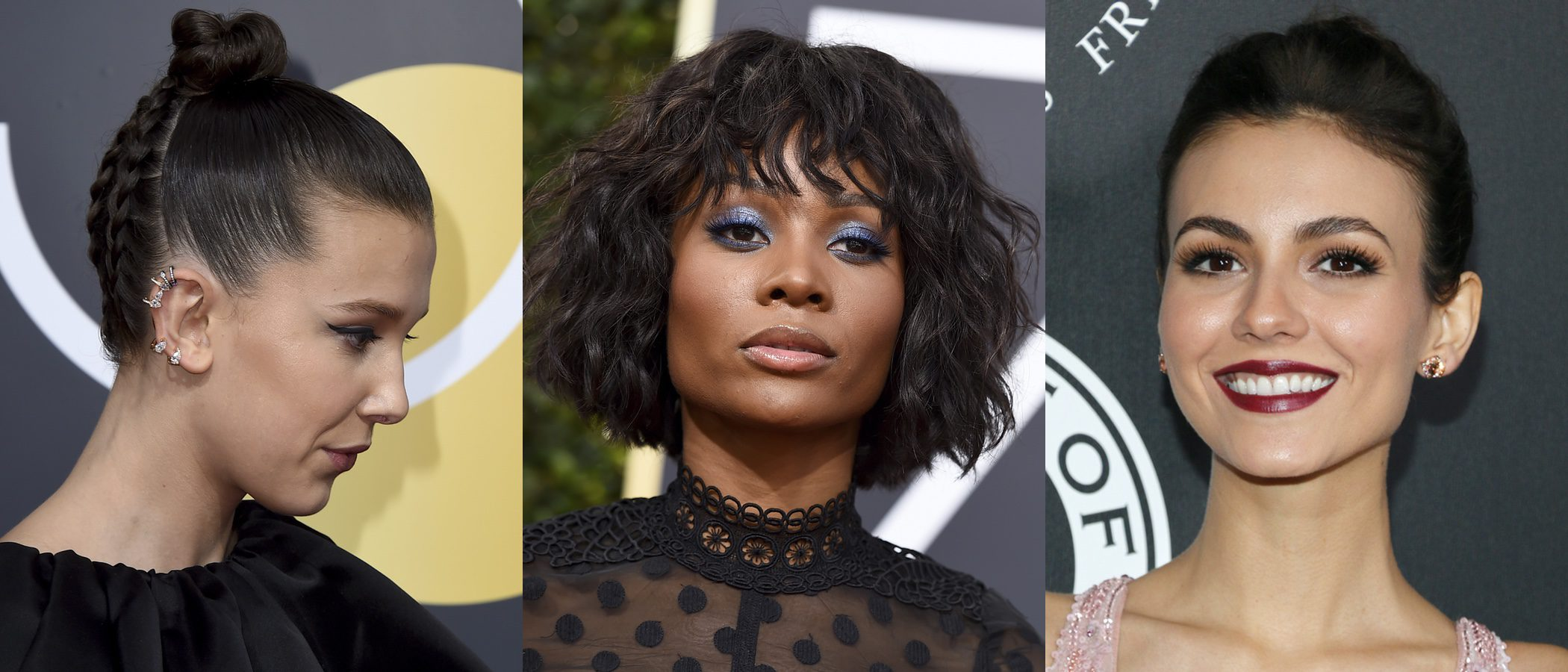 Zuri Hall, Millie Bobbie y Lupita Nyong'o lucen los mejores beauty looks de esta semana
