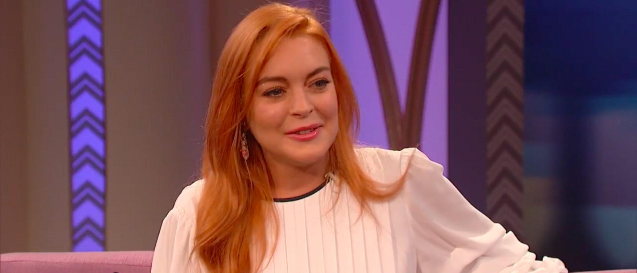 Lindsay Lohan tendrá su propia línea de maquillaje
