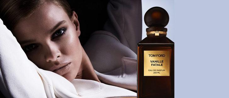Tom Ford presenta 'Vanille Fatale', su nueva fragancia unisex de la exclusiva colección 'Private Blend'