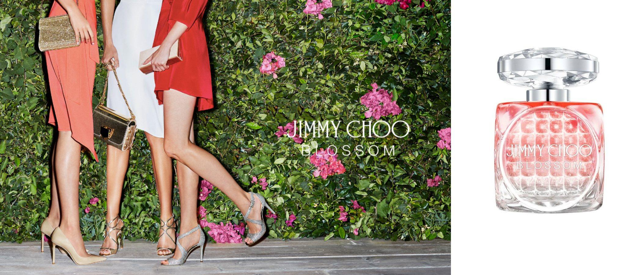 Jimmy Choo presenta 'Blossom Special Edition', la nueva versión de su perfume 'Blossom'