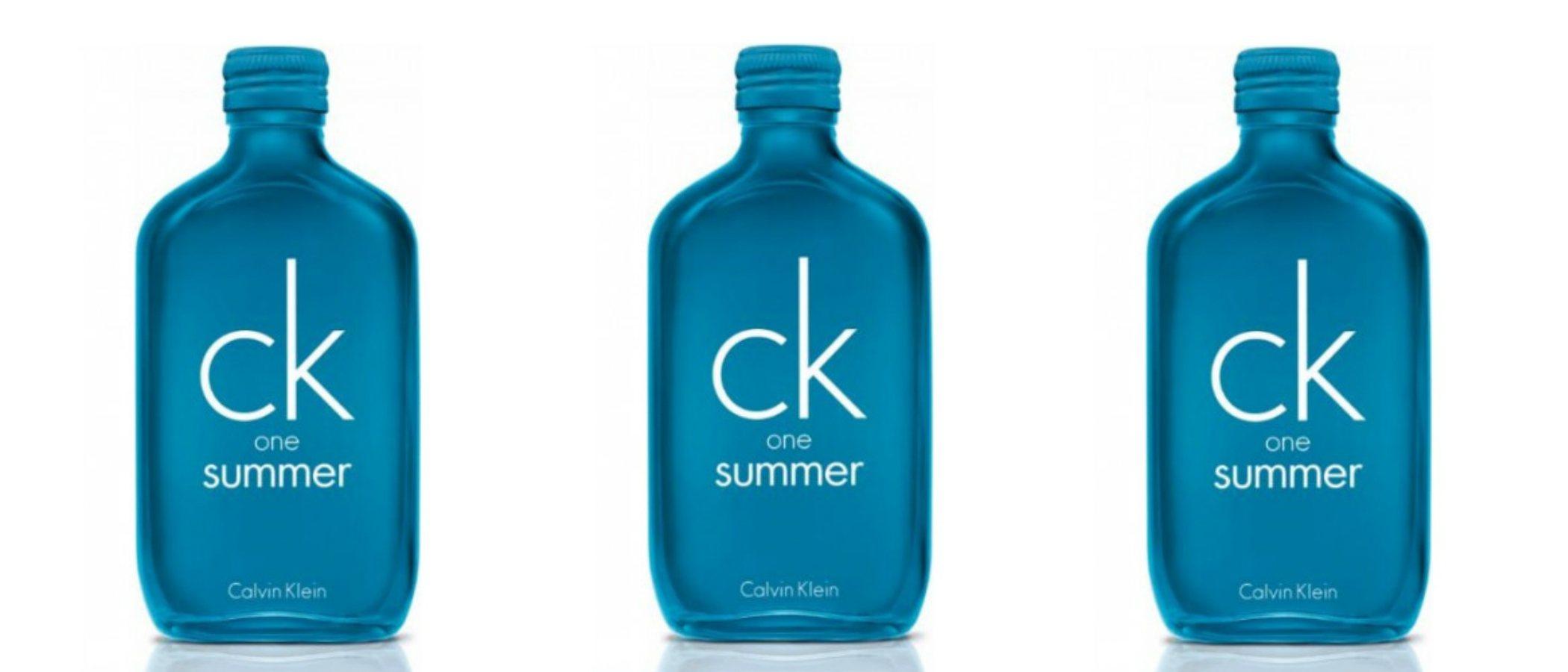 Calvin Klein presenta 'CK One Summer 2018'