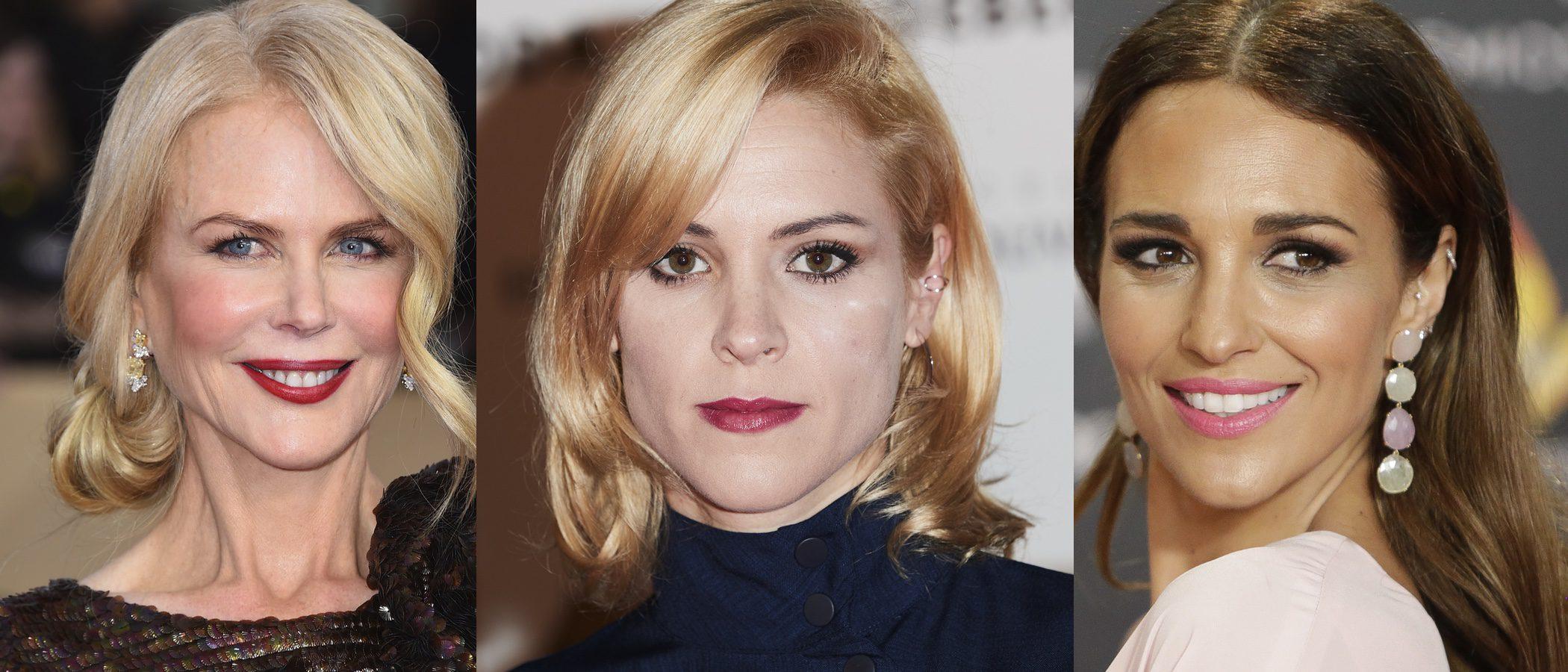 Nicole Kidman, Paula Echevarría y Maggie Civantos lucen los mejores beauty look de la semana