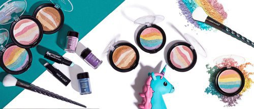 'Unicorn Glow', la resplandeciente colección de maquillaje de Wet n Wild