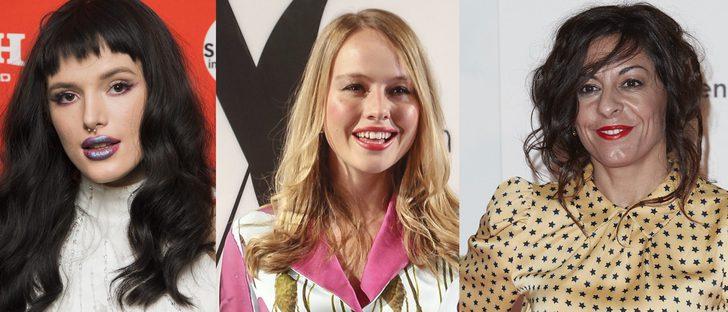 Bella Thorne, Cristina Medina y Esmeralda Moya entre los peores beauty looks de la semana