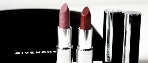Givenchy se pasa al mate con su nueva colección de labiales 'Le Rouge Mat'