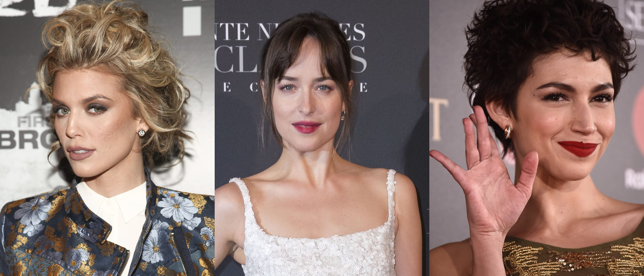 AnnaLynne McCord, Úrsula Corberó y Dakota Johnson, entre los peores beauty looks de esta semana