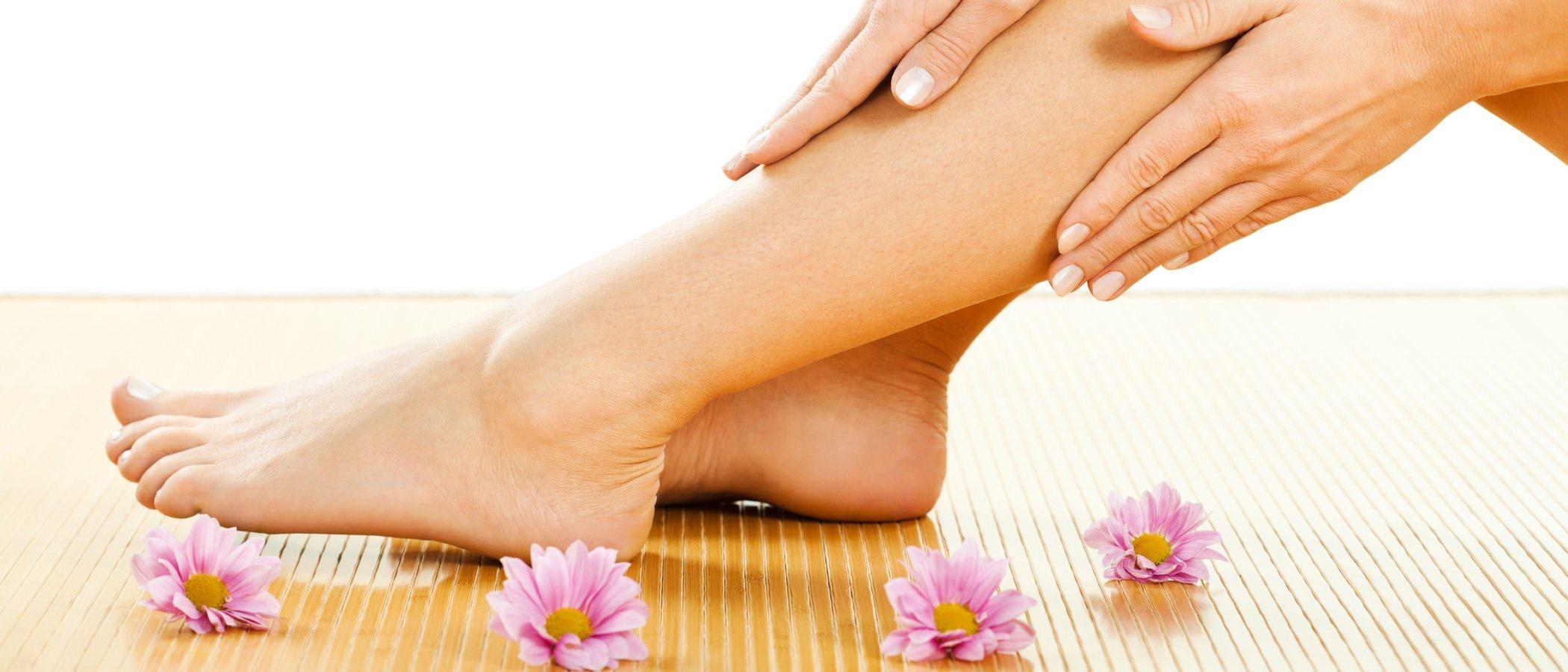 Cómo aplicar el maquillaje para piernas