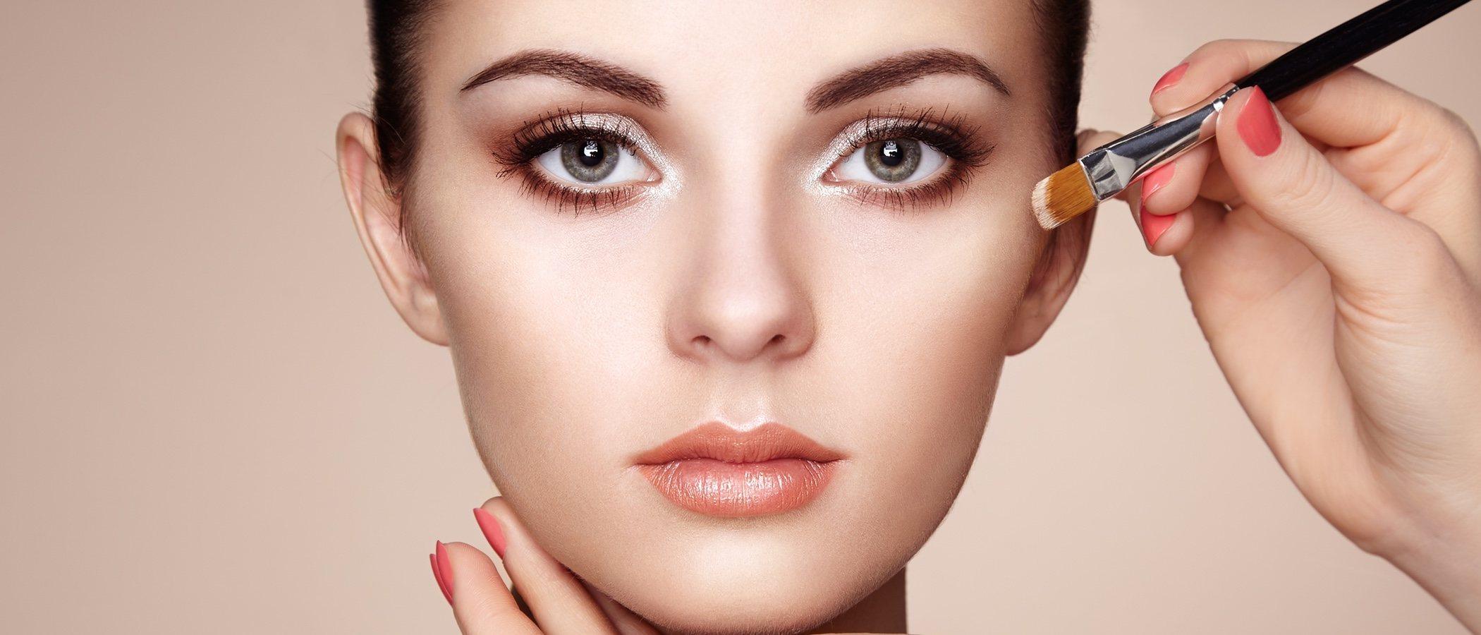 Cómo maquillarse si tienes la cara con forma de corazón