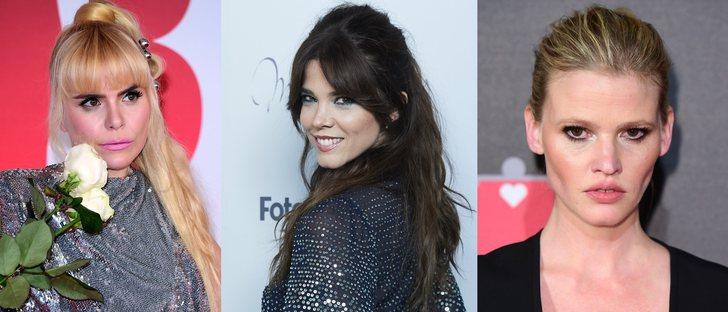 Lara Stone, Juana Acosta y Paloma Faith entre los peores beauty looks de esta semana