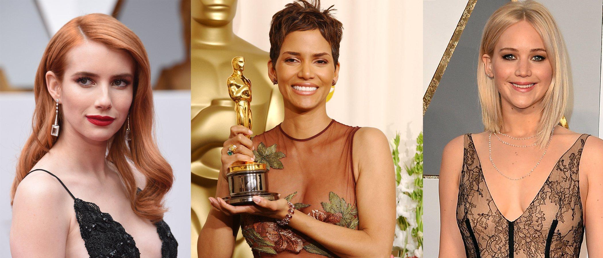 Los 5 mejores peinados que triunfaron en los Premios Oscar