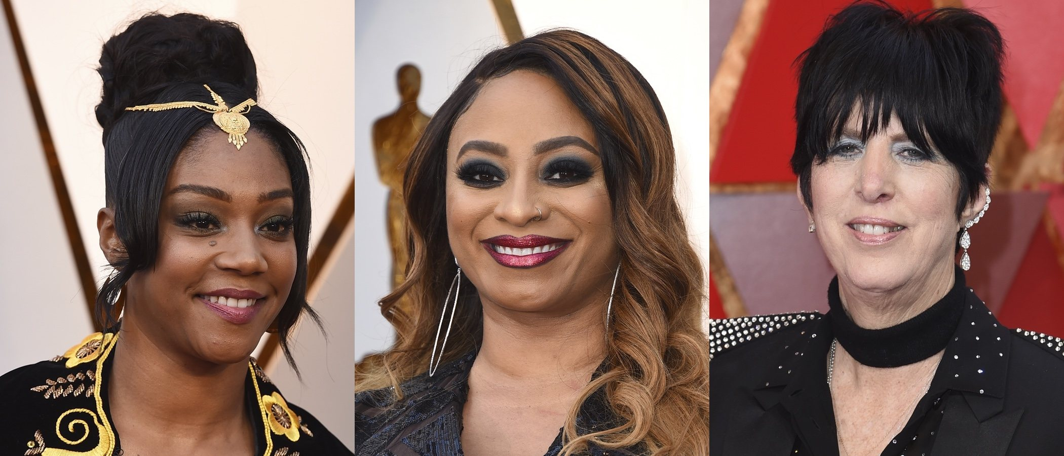 Diane Warren, Taura Stinson y Tiffany Haddish entre los peores beauty look de la semana