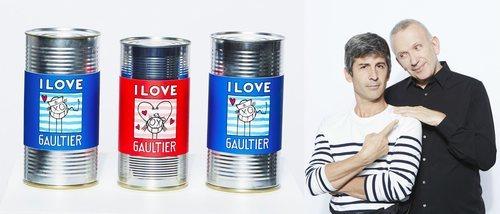 Jean Paul Gaultier x André, las nuevas ediciones limitadas de 'Classique' y 'Le Male'