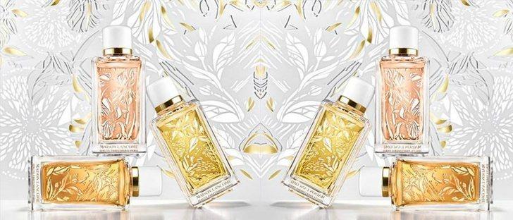 'Oranges Bigardes', 'Iris Dragées' y 'Santal Kardamon', los nuevos perfumes unisex de Maison Lancôme