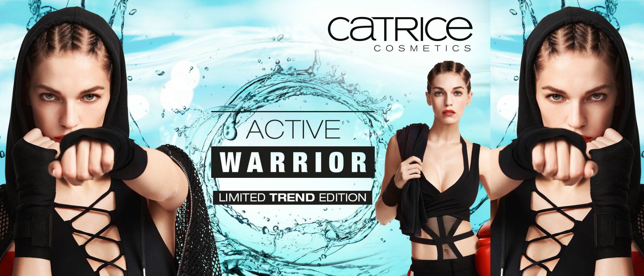 'Active Warrior', la colección de maquillaje más deportiva de Catrice