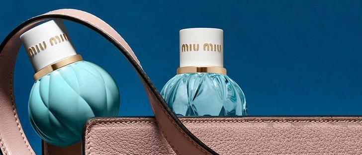 Miu Miu reediciona en 'Mini Miu' dos de sus fragancias con un encantador y precioso formato de viaje