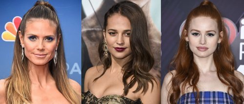 Alicia Vikander, Madelaine Petsch y Heidi Klum, entre los mejores beauty looks de la semana