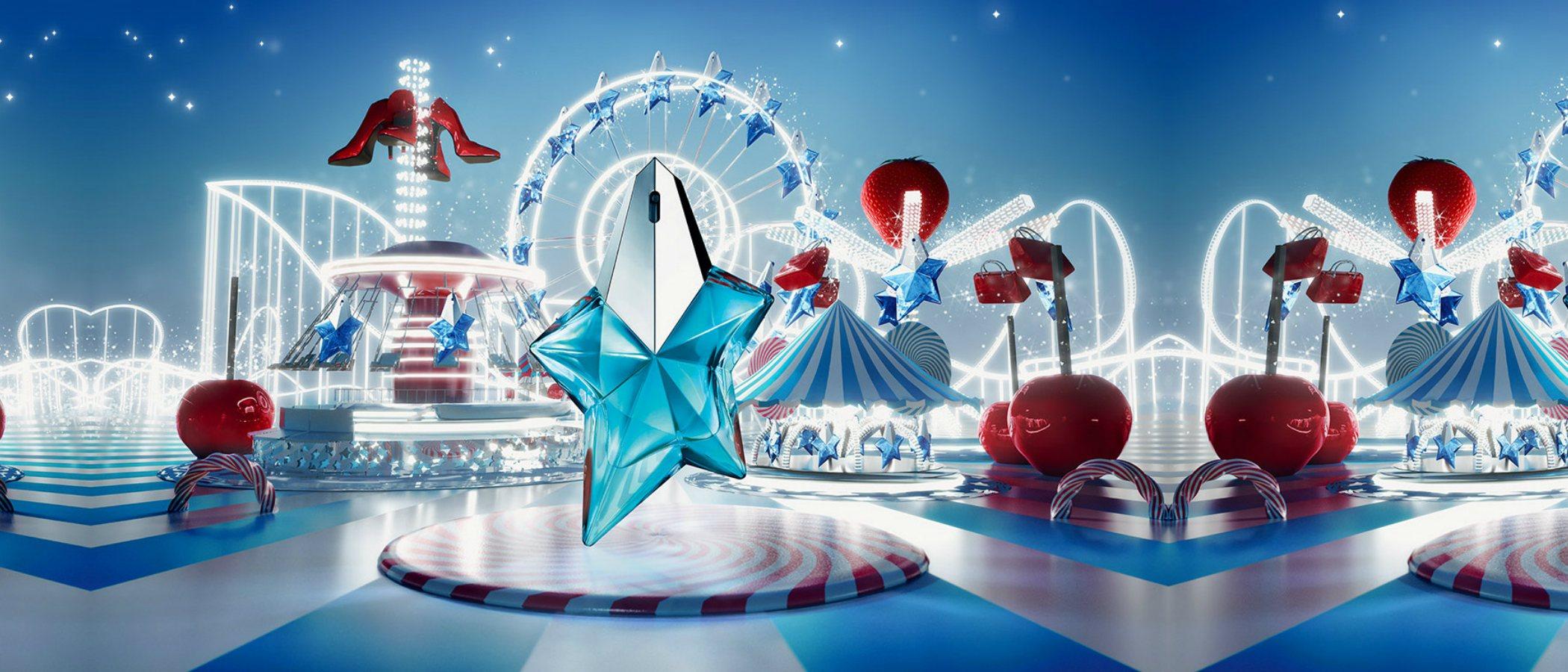'Angel Fruity Fair', la nueva fragancia femenina de Thierry Mugler