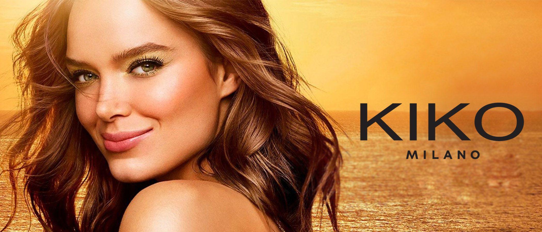Kiko da la bienvenida al verano con su nueva colección de maquillaje 'Gold Waves'