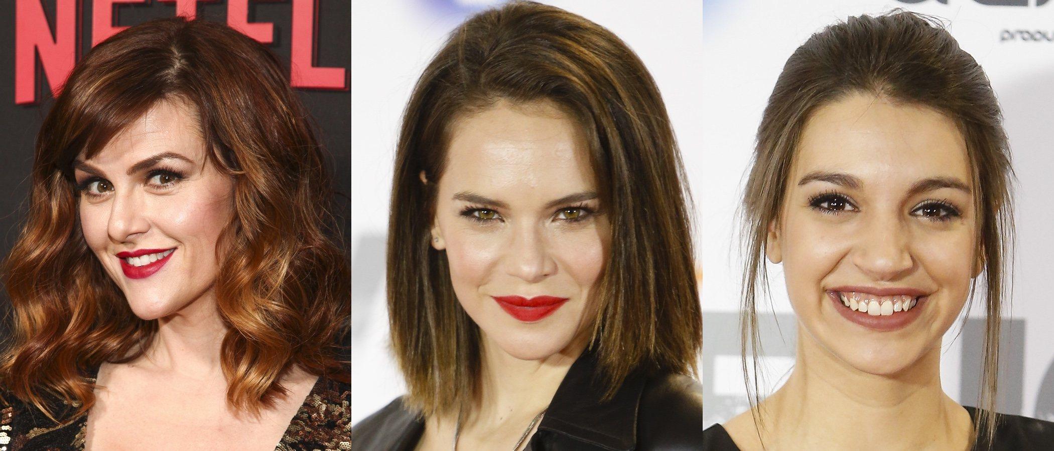 Ana Guerra, Sara Rue y Amber Midthunder, entre los mejores beauty looks de la semana